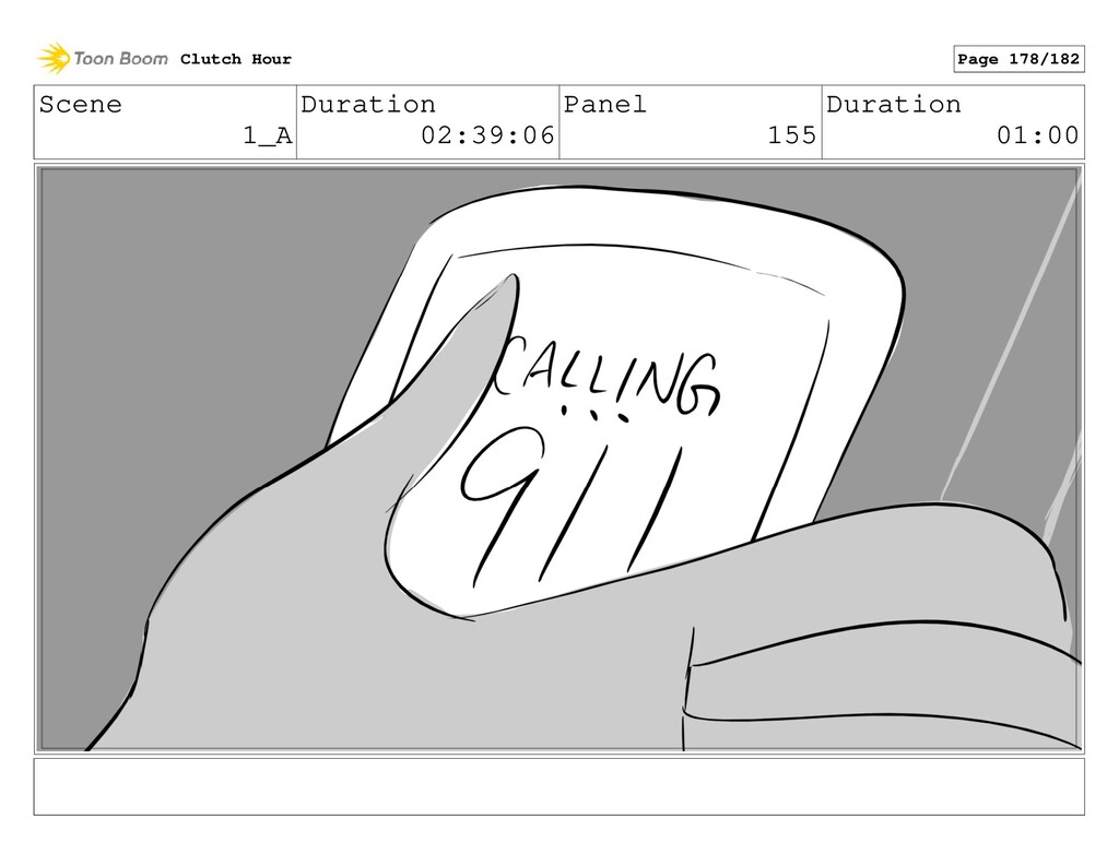 Scene 1_A Duration 02:39:06 Panel 155 Duration ...