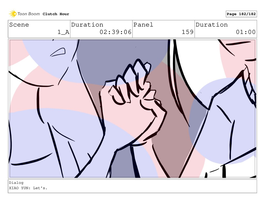 Scene 1_A Duration 02:39:06 Panel 159 Duration ...