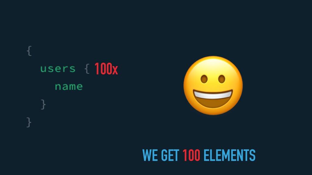 WE GET 100 ELEMENTS 100x 😀