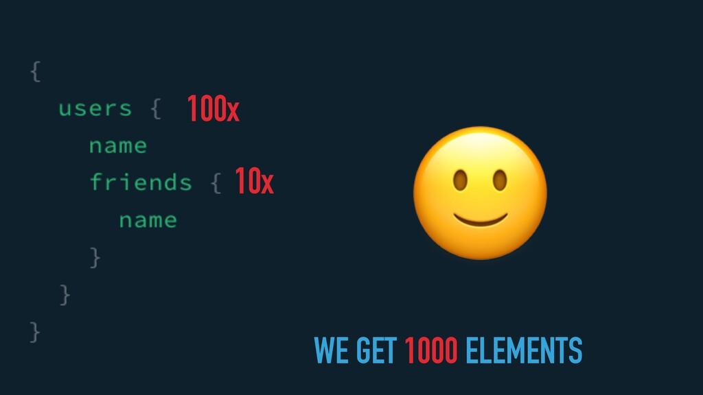 WE GET 1000 ELEMENTS 100x 10x 🙂