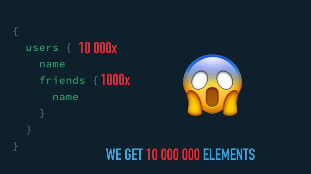 WE GET 10 000 000 ELEMENTS 1000x 10 000x 😱