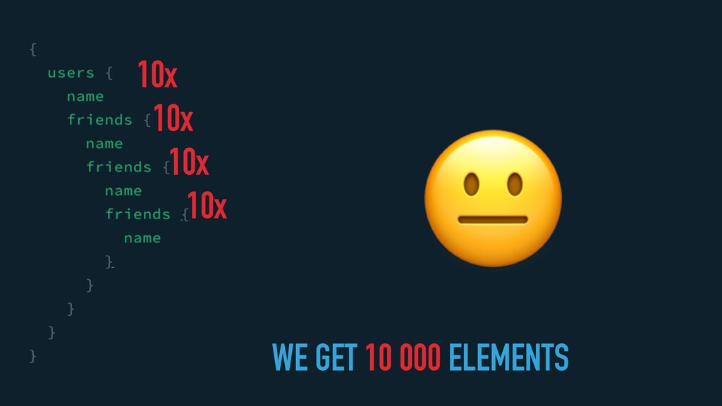 WE GET 10 000 ELEMENTS 10x 10x 10x 10x 😐