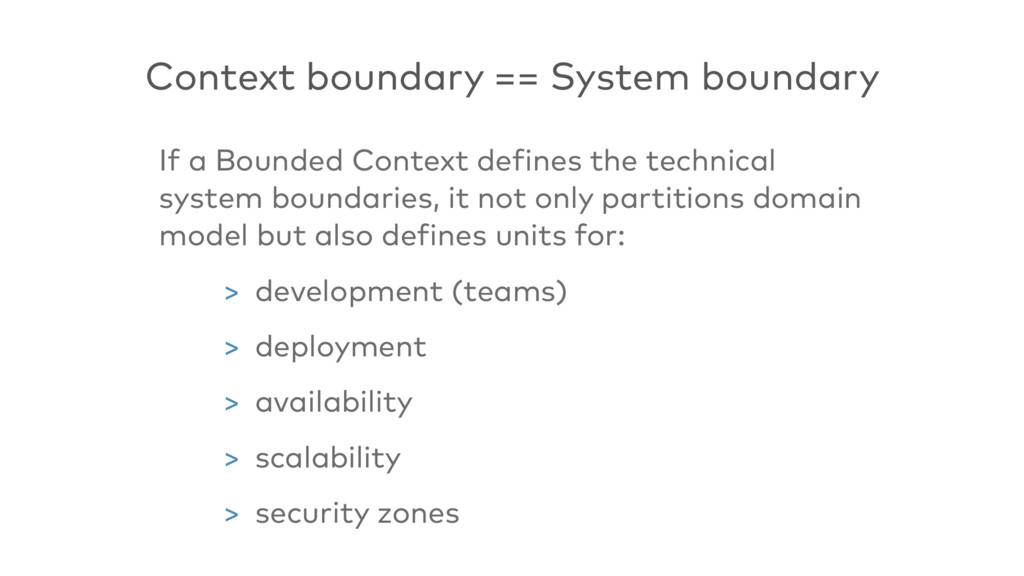 If a Bounded Context defines the technical syst...
