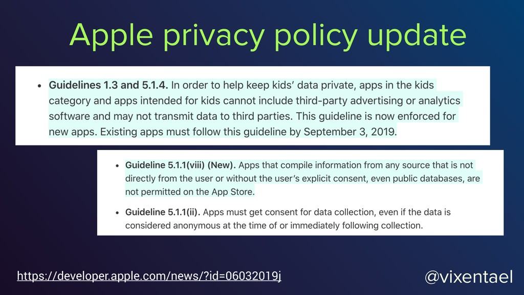 @vixentael Apple privacy policy update https://...