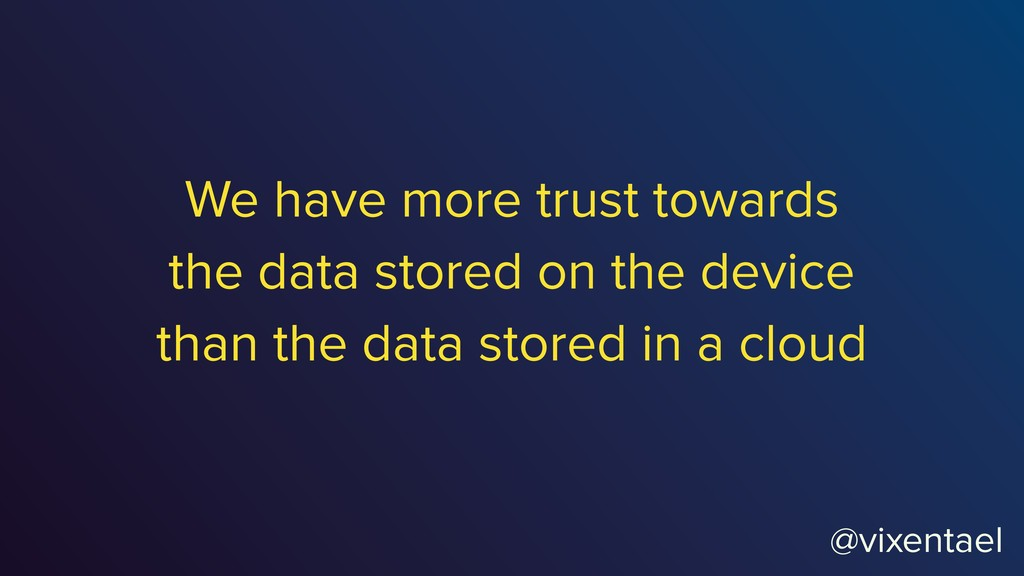 @vixentael We have more trust towards the data ...