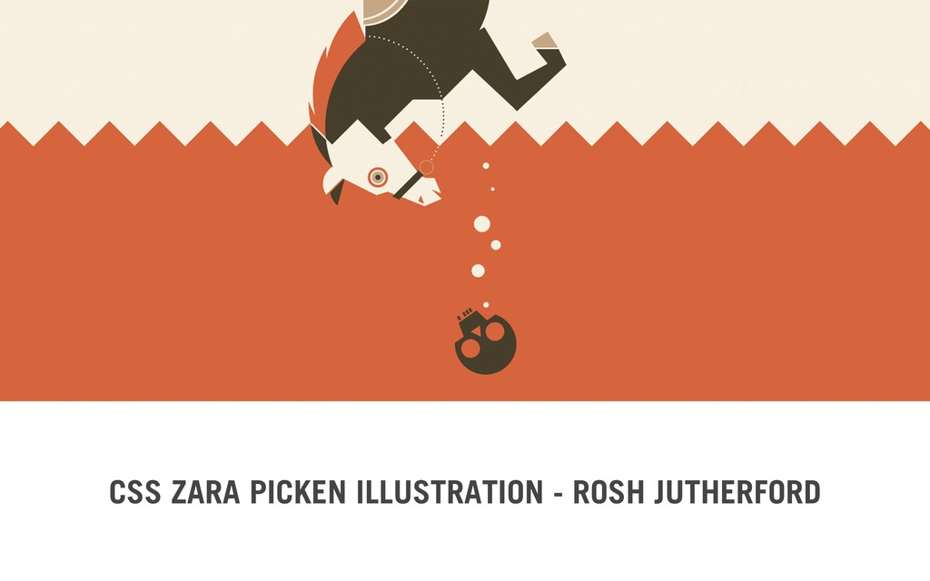 CSS ZARA PICKEN ILLUSTRATION - ROSH JUTHERFORD