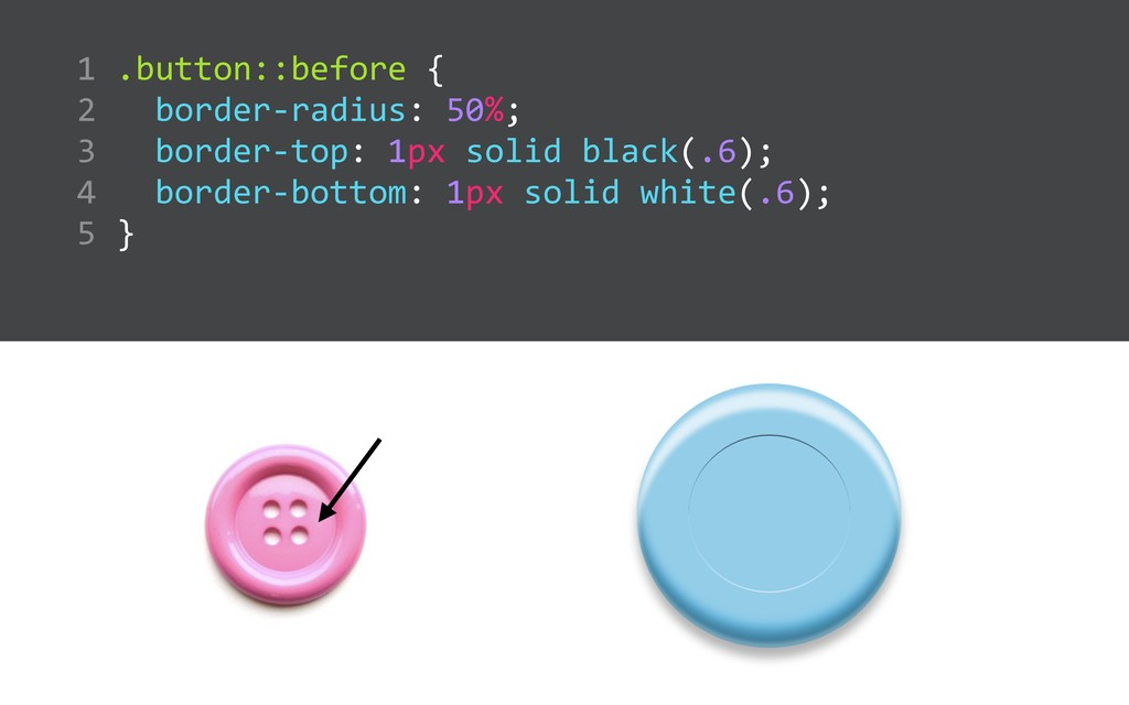 .button::before  {       border-­‐radius:  50%;...