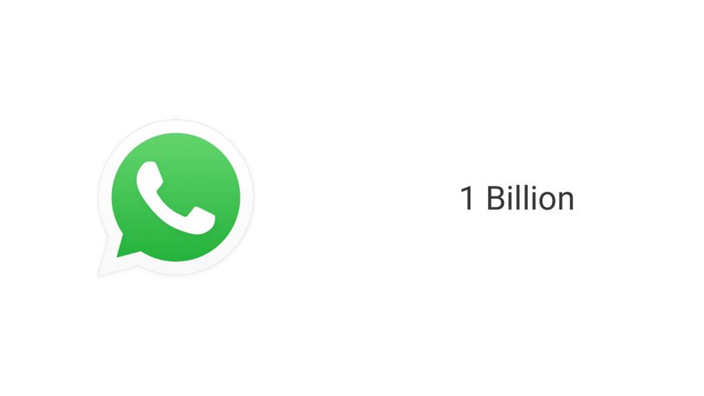 1 Billion