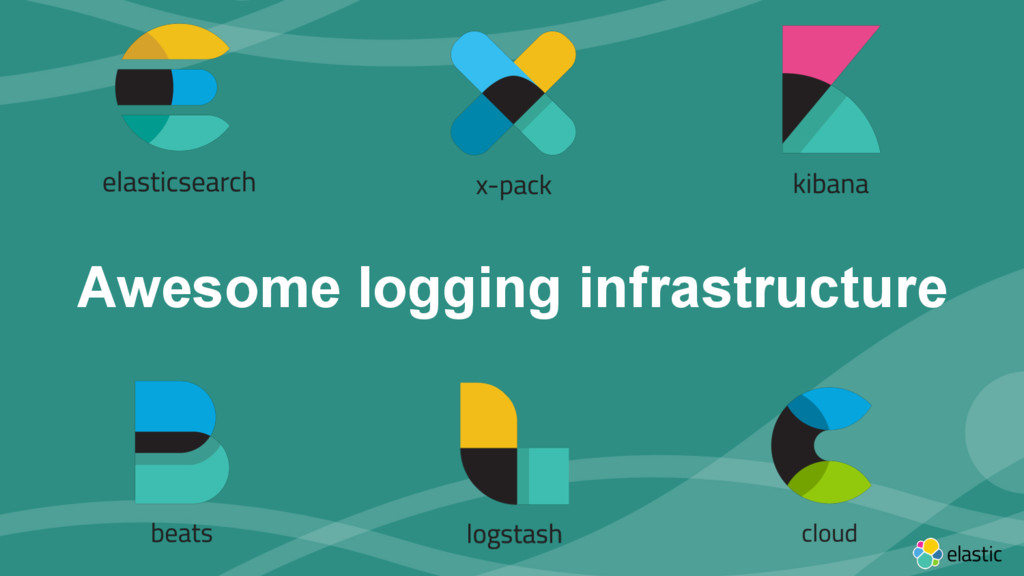 ‹#› Awesome logging infrastructure