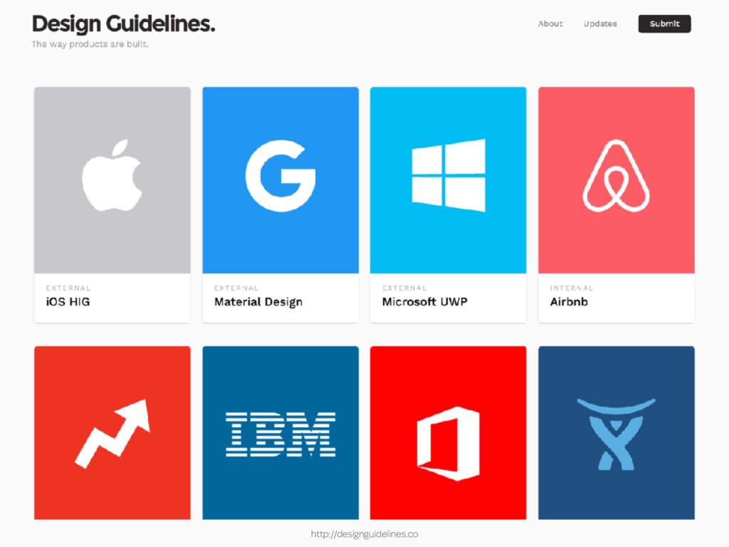http://designguidelines.co