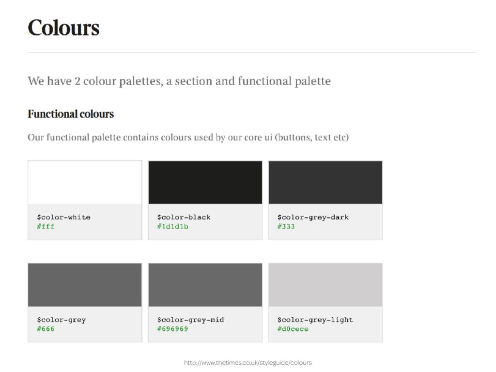 http://www.thetimes.co.uk/styleguide/colours