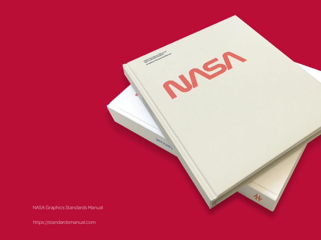 https://standardsmanual.com NASA Graphics Stand...