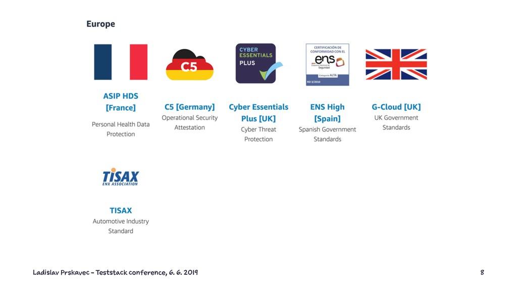 Ladislav Prskavec - Teststack conference, 6. 6....