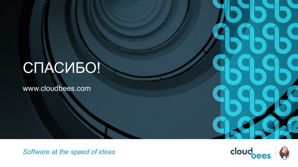 Software at the speed of ideas СПАСИБО! www.clo...