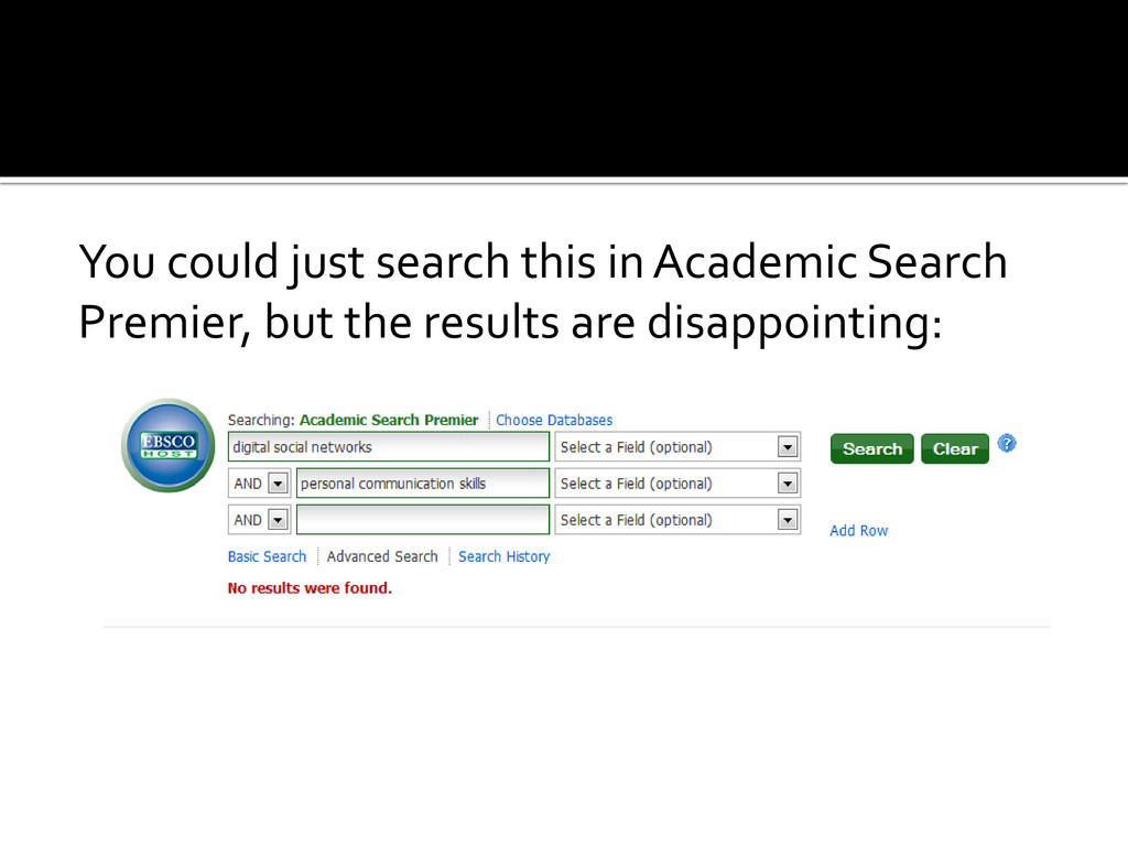 You could just search this in Academic Search P...
