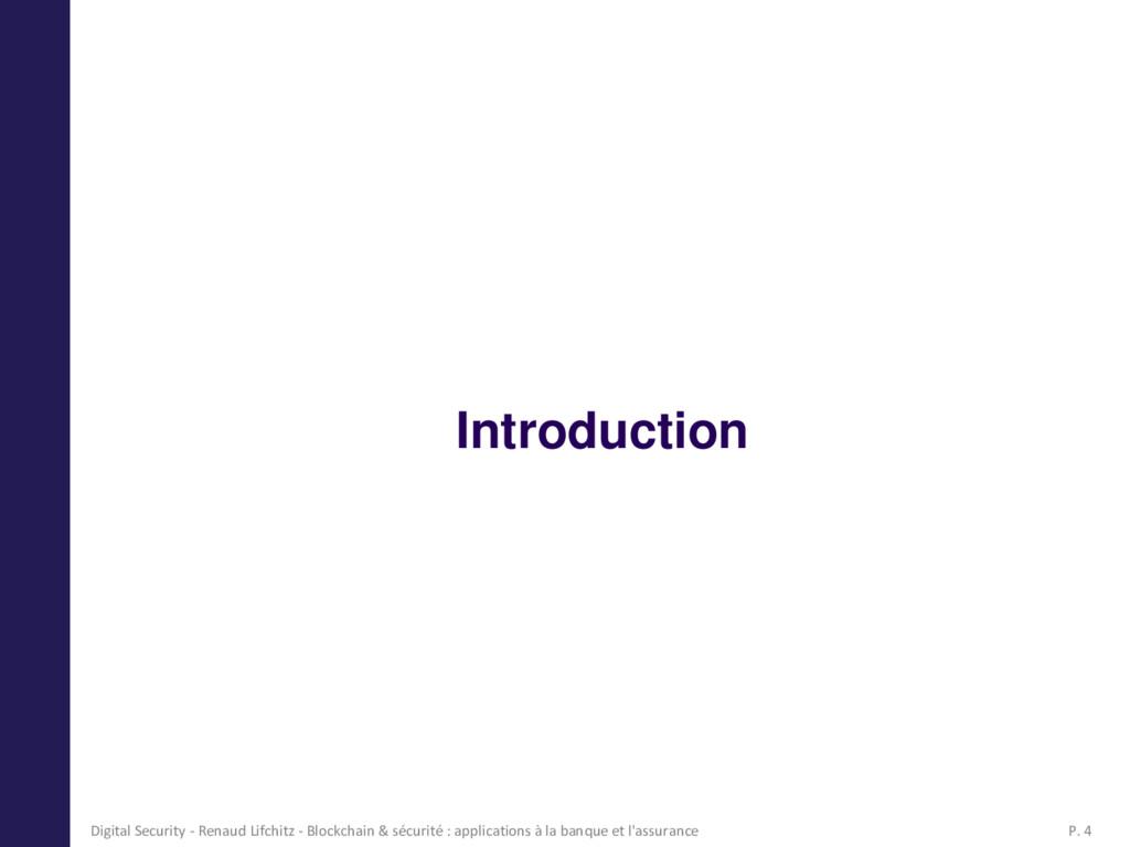Introduction Digital Security - Renaud Lifchitz...