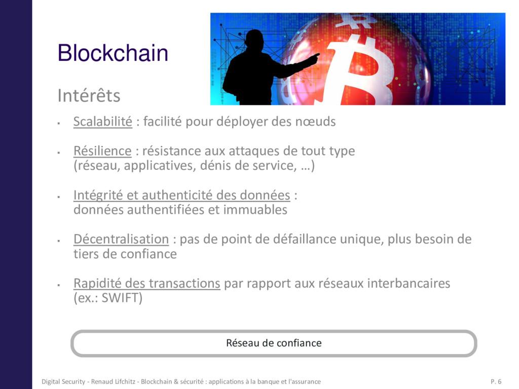 Blockchain  Scalabilité : facilité pour déploy...