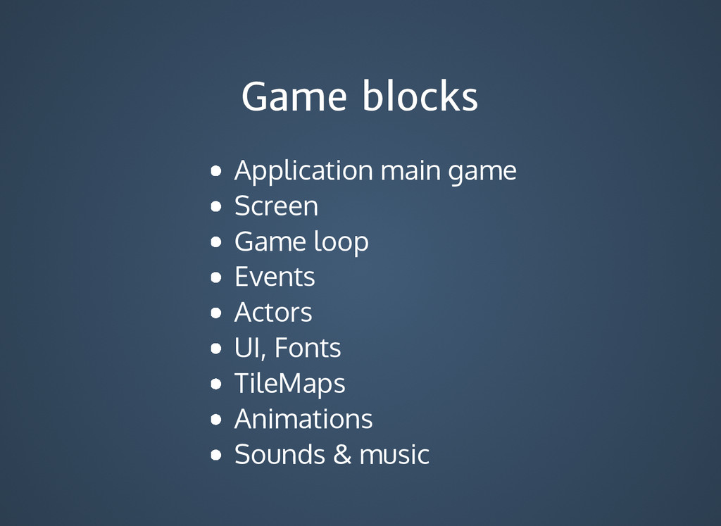 Game blocks Game blocks Application main game S...