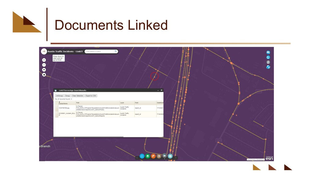 Documents Linked