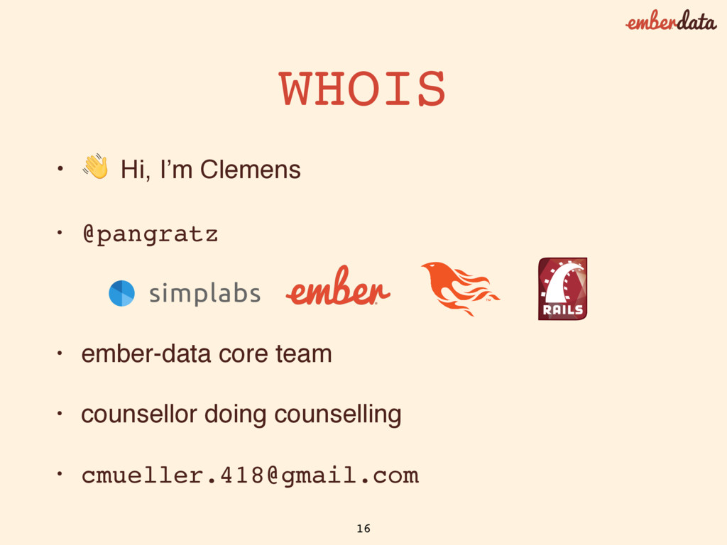 WHOIS •  Hi, I'm Clemens • @pangratz • ember-da...