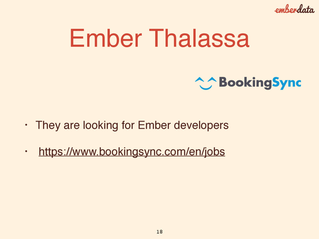 Ember Thalassa • They are looking for Ember dev...