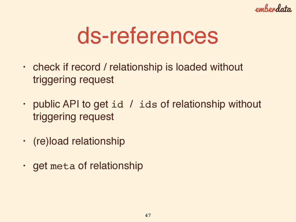 ds-references • check if record / relationship ...