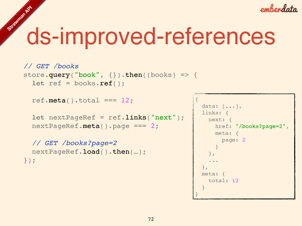 ds-improved-references // GET /books store.quer...