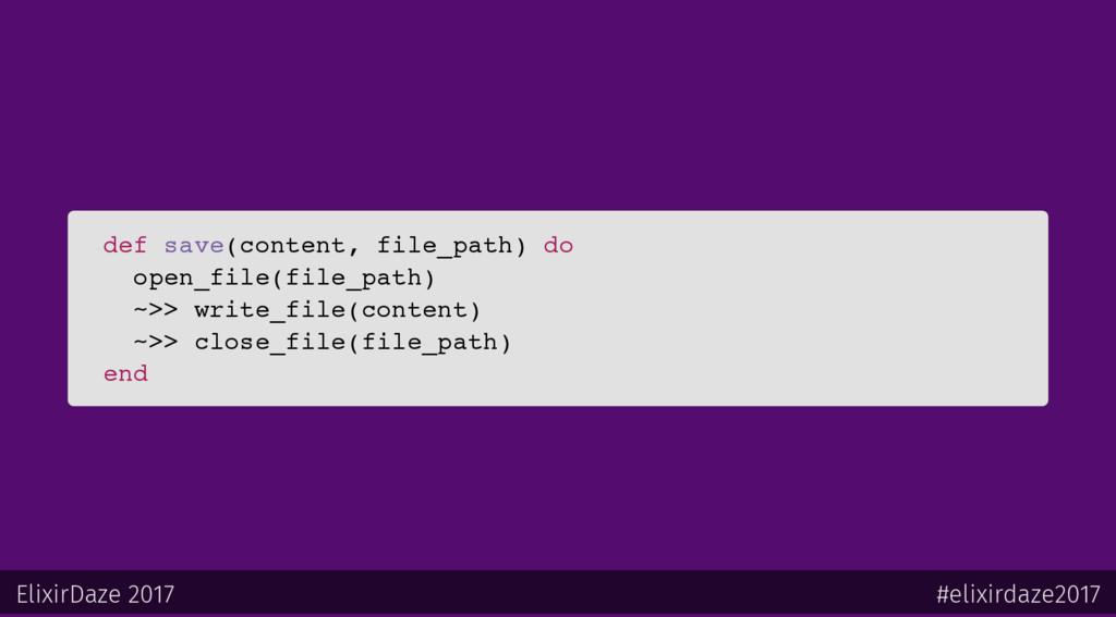 def save(content, file_path) do open_file(file_...