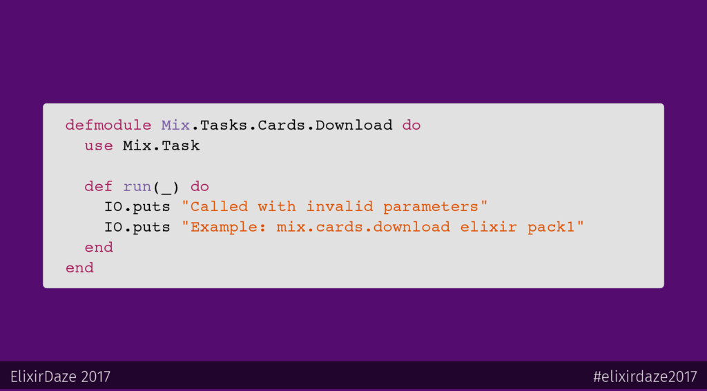 defmodule Mix.Tasks.Cards.Download do use Mix.T...