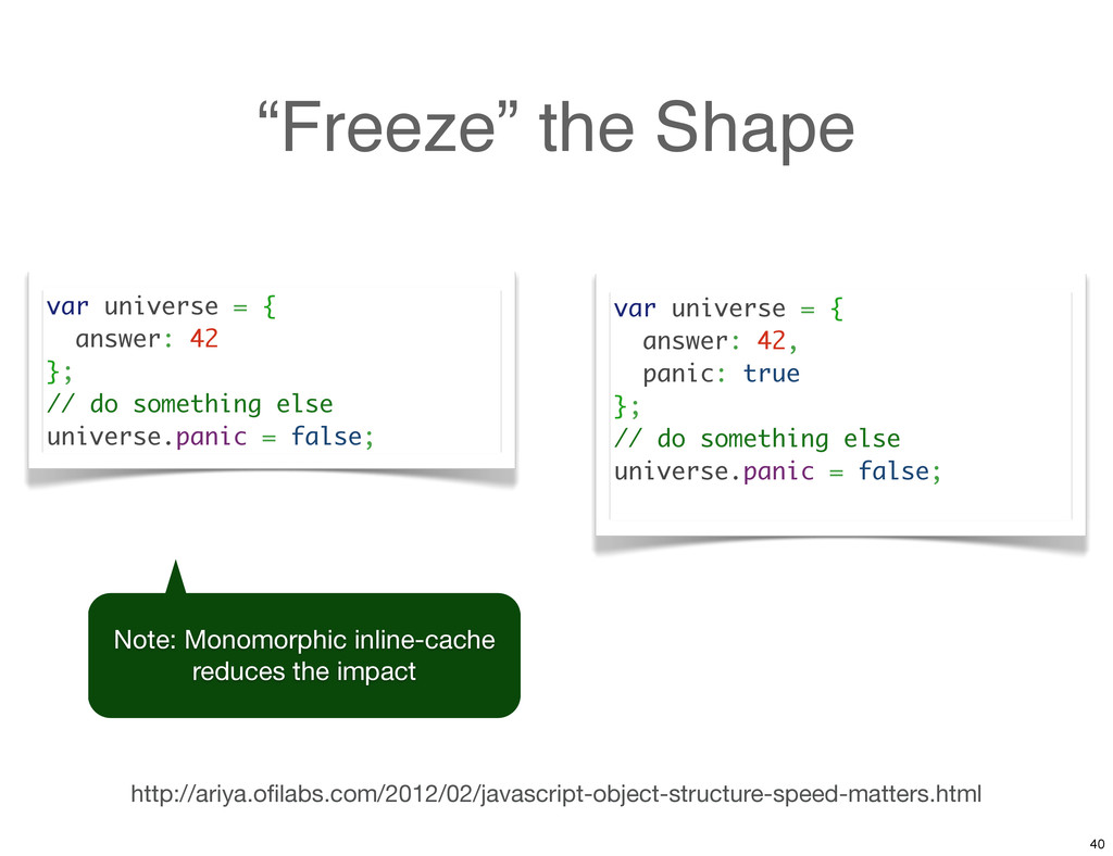 """""""Freeze"""" the Shape http://ariya.ofilabs.com/2012..."""
