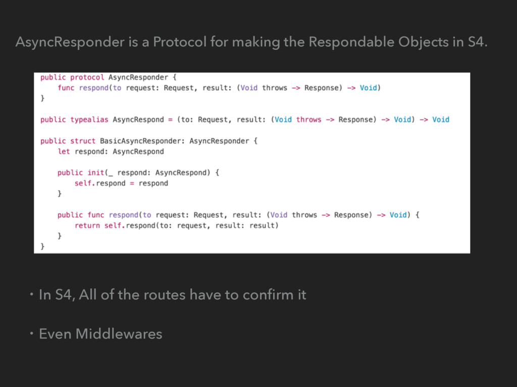 AsyncResponder is a Protocol for making the Res...