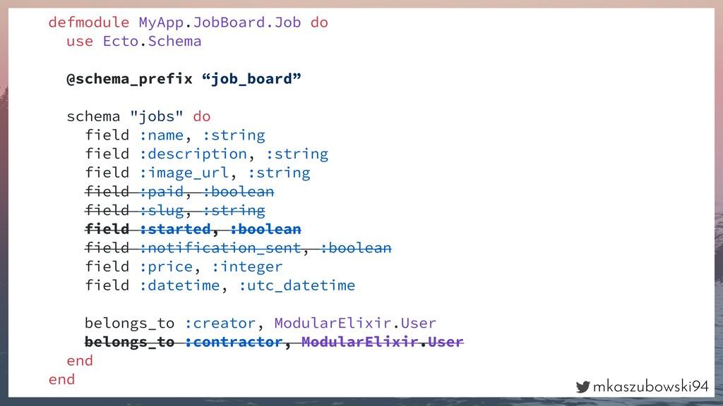 mkaszubowski94 defmodule MyApp.JobBoard.Job do ...