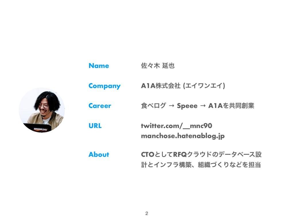Name ࠤʑ Ԇ Company A1Aגࣜձࣾ (ΤΠϫϯΤΠ) Career ৯ϩ...