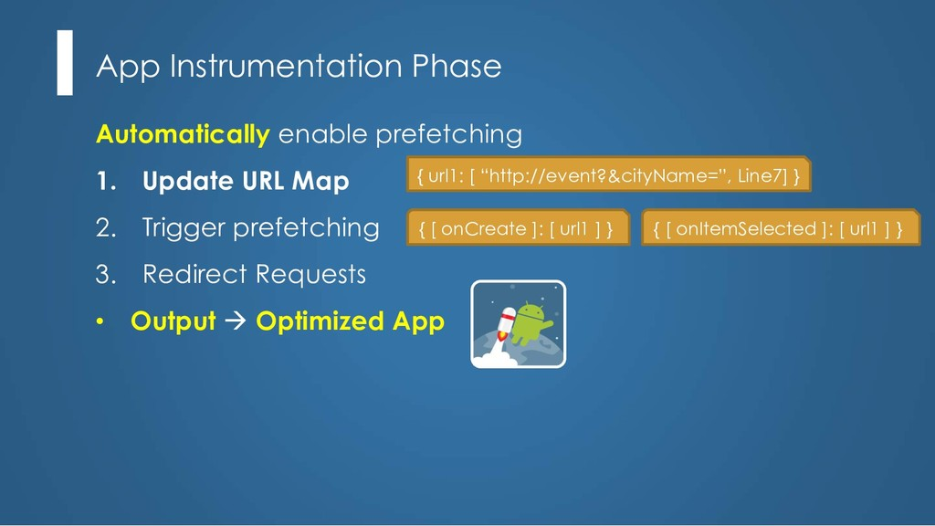 App Instrumentation Phase Automatically enable ...