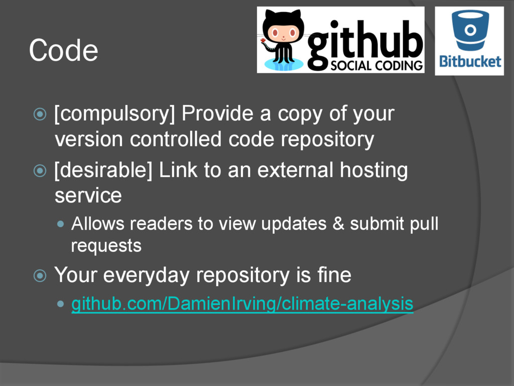 Code ž  [compulsory] Provide a copy of your ve...