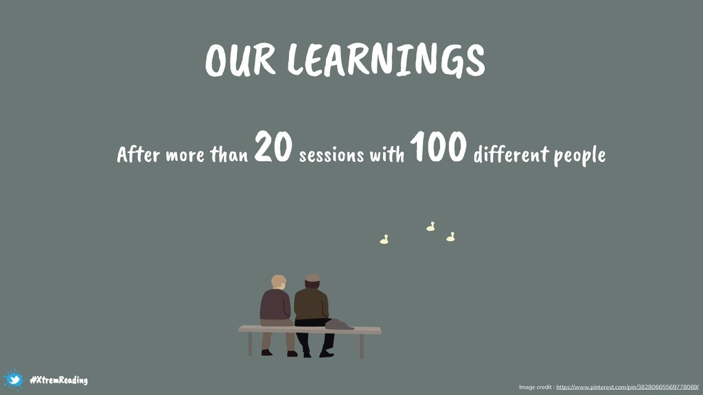 OUR LEARNINGS Image credit : https://www.pinter...
