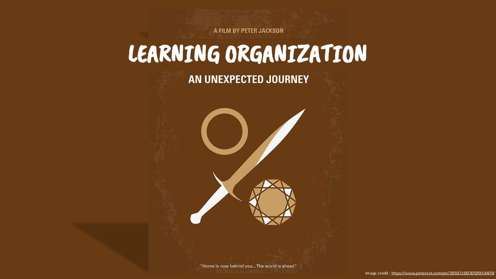 LEARNING ORGANIZATION Image credit : https://ww...