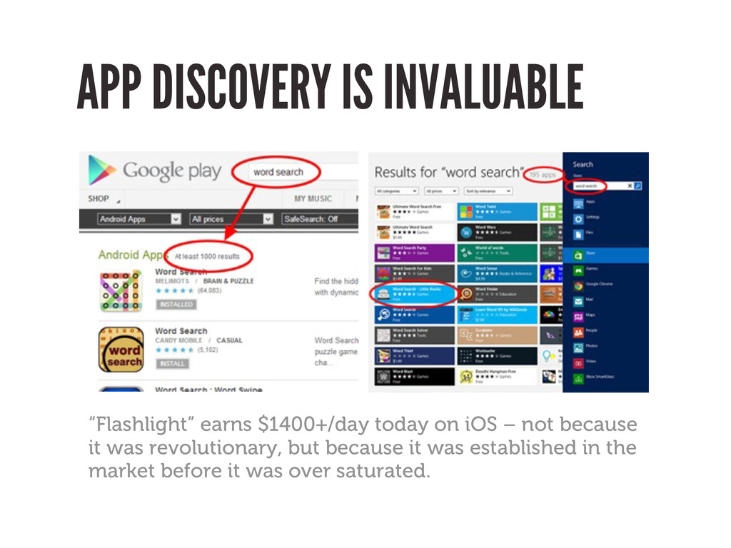 """APP DISCOVERY IS INVALUABLE """"Flashlight"""" earns ..."""