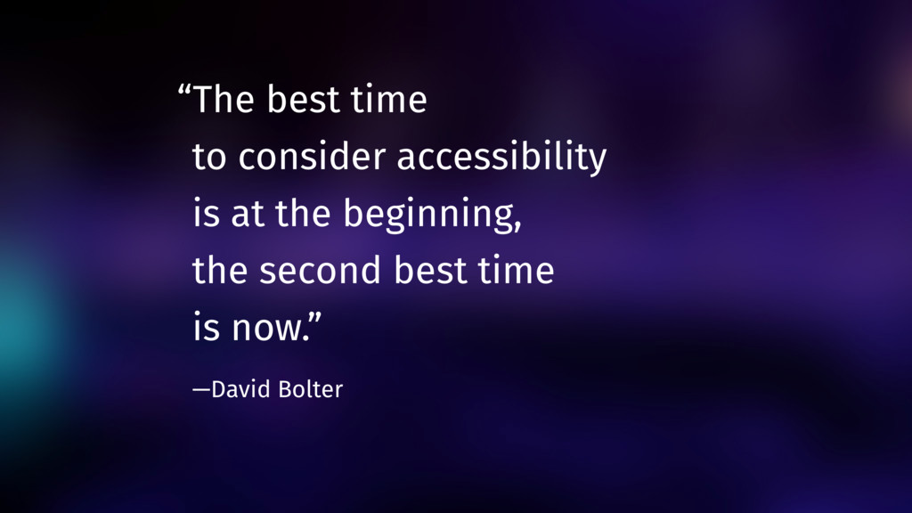 """The best time 