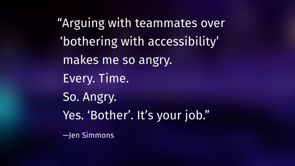 """Arguing with teammates over 'bothering with ac..."
