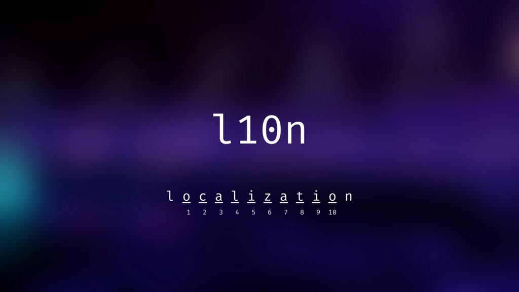 l _ _ _ _ _ _ _ _ _ _ n 1 2 3 4 5 6 7 8 9 10 o ...