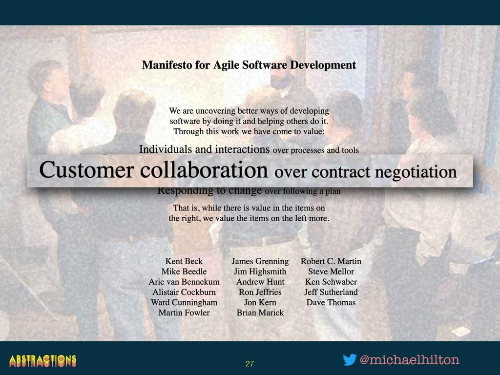Agile User Centered Design Agile customer repre...