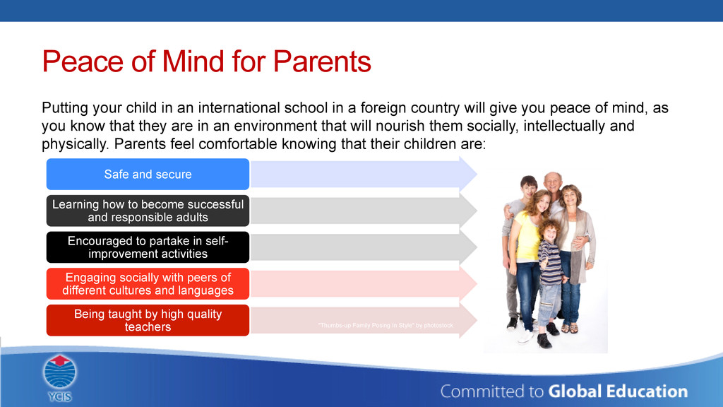 Peace of Mind for Parents Putting your child in...