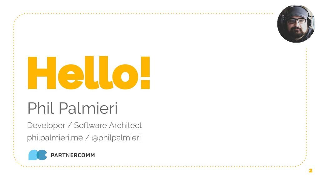 Phil Palmieri