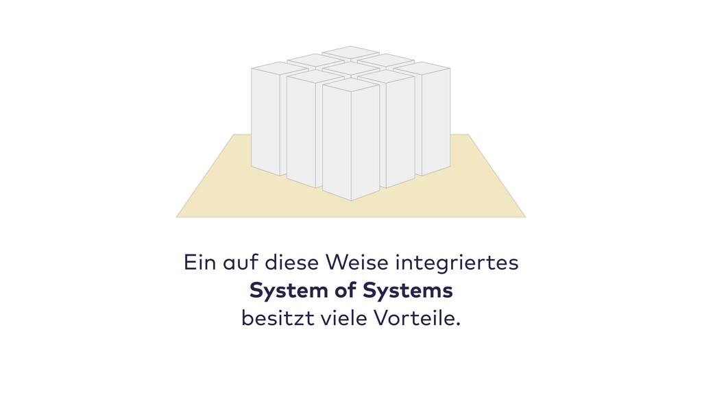 Ein auf diese Weise integriertes System of Syst...