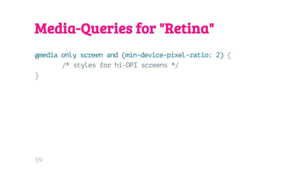 "Media-Queries for ""Retina"" @ m e d i a o n l y ..."