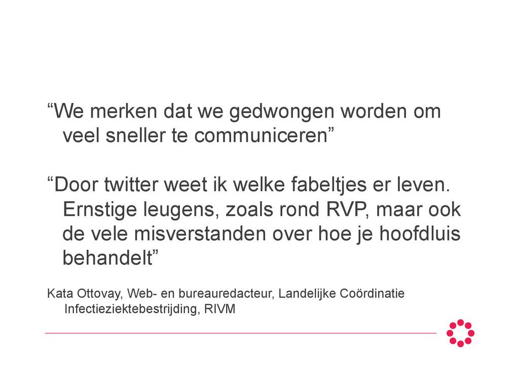 Kata Ottovay, Web- en bureauredacteur, Landelij...