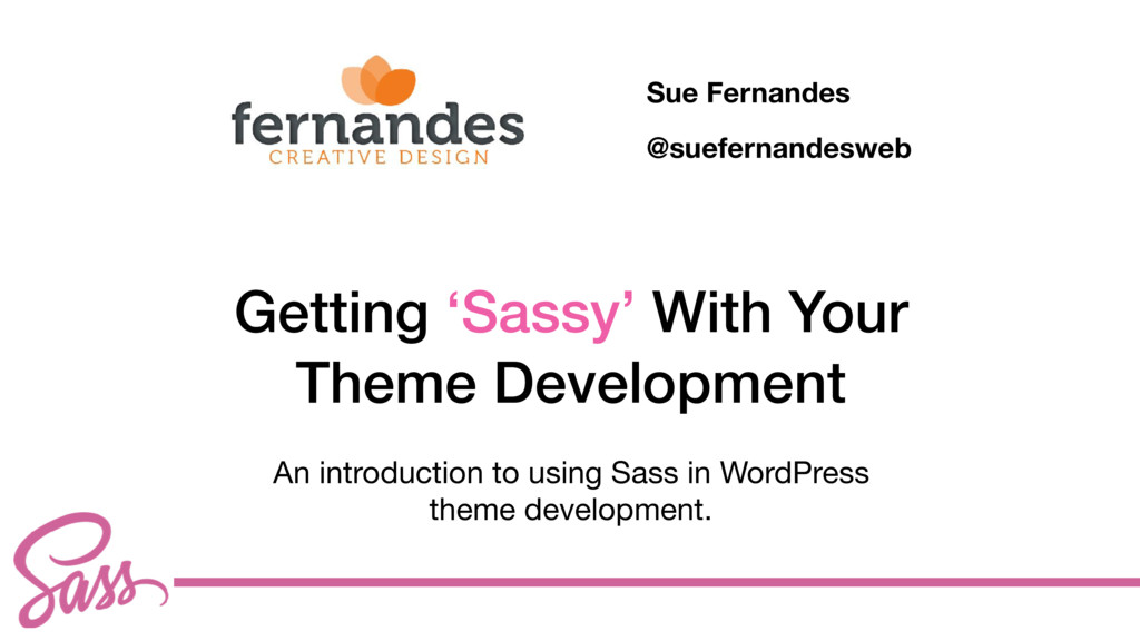 cv Getting 'Sassy' With Your Theme Development ...