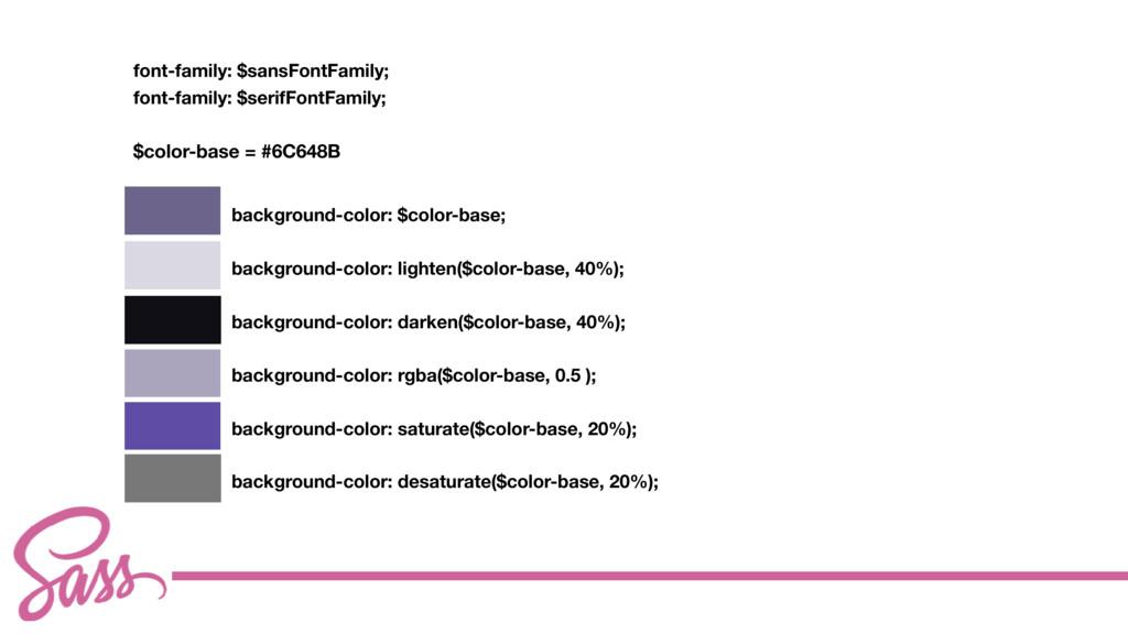 cv background-color: $color-base; background-co...