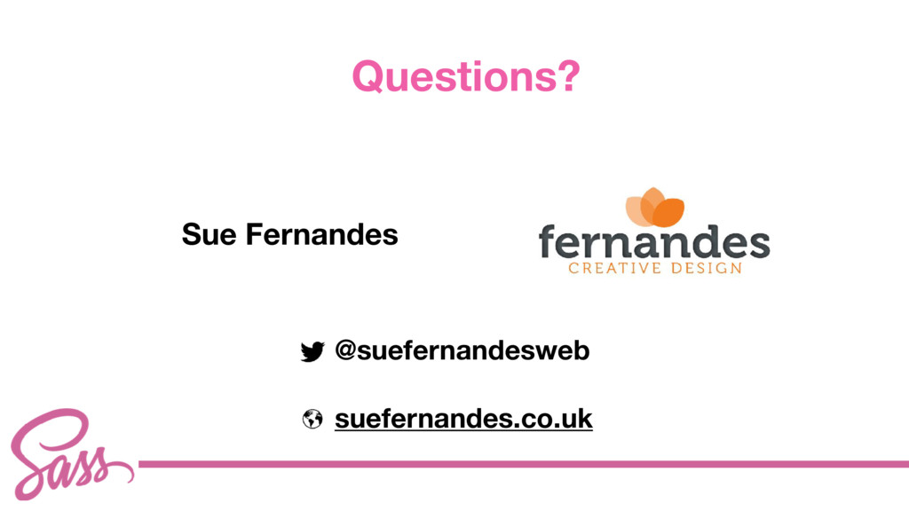cv @suefernandesweb suefernandes.co.uk Sue Fern...